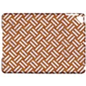 WOVEN2 WHITE MARBLE & RUSTED METAL Apple iPad Pro 9.7   Hardshell Case View1