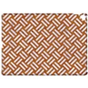 WOVEN2 WHITE MARBLE & RUSTED METAL Apple iPad Pro 12.9   Hardshell Case View1