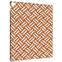 WOVEN2 WHITE MARBLE & RUSTED METAL Apple iPad Pro 12.9   Hardshell Case View2