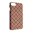 WOVEN2 WHITE MARBLE & RUSTED METAL Apple iPhone 7 Hardshell Case View3