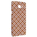 WOVEN2 WHITE MARBLE & RUSTED METAL Samsung C9 Pro Hardshell Case  View3