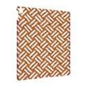 WOVEN2 WHITE MARBLE & RUSTED METAL Apple iPad Pro 10.5   Hardshell Case View2