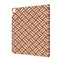 WOVEN2 WHITE MARBLE & RUSTED METAL Apple iPad Pro 10.5   Hardshell Case View3