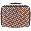 WOVEN2 WHITE MARBLE & RUSTED METAL Full Print Lunch Bag View2