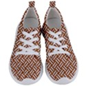 WOVEN2 WHITE MARBLE & RUSTED METAL Women s Lightweight Sports Shoes View1