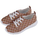 WOVEN2 WHITE MARBLE & RUSTED METAL Women s Lightweight Sports Shoes View2