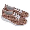 WOVEN2 WHITE MARBLE & RUSTED METAL Women s Lightweight Sports Shoes View3