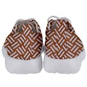 WOVEN2 WHITE MARBLE & RUSTED METAL Kids  Lightweight Sports Shoes View4