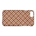 WOVEN2 WHITE MARBLE & RUSTED METAL Apple iPhone 8 Hardshell Case View1