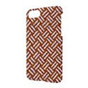 WOVEN2 WHITE MARBLE & RUSTED METAL Apple iPhone 8 Hardshell Case View2