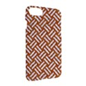 WOVEN2 WHITE MARBLE & RUSTED METAL Apple iPhone 8 Hardshell Case View3