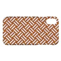 WOVEN2 WHITE MARBLE & RUSTED METAL Apple iPhone X Hardshell Case View1