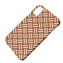 WOVEN2 WHITE MARBLE & RUSTED METAL Apple iPhone X Hardshell Case View4