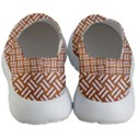 WOVEN2 WHITE MARBLE & RUSTED METAL Men s Lightweight Slip Ons View4