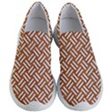 WOVEN2 WHITE MARBLE & RUSTED METAL Women s Lightweight Slip Ons View1