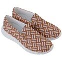 WOVEN2 WHITE MARBLE & RUSTED METAL Women s Lightweight Slip Ons View3