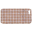 WOVEN1 WHITE MARBLE & RUSTED METAL (R) Apple iPhone 5 Hardshell Case View1