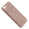 WOVEN1 WHITE MARBLE & RUSTED METAL (R) Apple iPhone 5 Hardshell Case View5