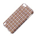 WOVEN1 WHITE MARBLE & RUSTED METAL (R) Apple iPod Touch 5 Hardshell Case View4