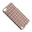 WOVEN1 WHITE MARBLE & RUSTED METAL (R) Apple iPod Touch 5 Hardshell Case View5