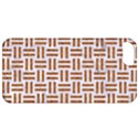 WOVEN1 WHITE MARBLE & RUSTED METAL (R) Apple iPhone 5 Classic Hardshell Case View1