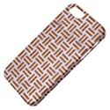 WOVEN1 WHITE MARBLE & RUSTED METAL (R) Apple iPhone 5 Classic Hardshell Case View4