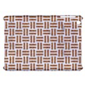 WOVEN1 WHITE MARBLE & RUSTED METAL (R) Apple iPad Mini Hardshell Case View1