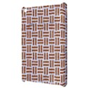 WOVEN1 WHITE MARBLE & RUSTED METAL (R) Apple iPad Mini Hardshell Case View3