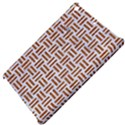 WOVEN1 WHITE MARBLE & RUSTED METAL (R) Apple iPad Mini Hardshell Case View4