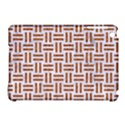 WOVEN1 WHITE MARBLE & RUSTED METAL (R) Apple iPad Mini Hardshell Case (Compatible with Smart Cover) View1
