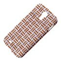 WOVEN1 WHITE MARBLE & RUSTED METAL (R) Samsung Galaxy S4 I9500/I9505 Hardshell Case View4