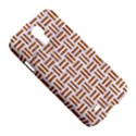 WOVEN1 WHITE MARBLE & RUSTED METAL (R) Samsung Galaxy S4 I9500/I9505 Hardshell Case View5
