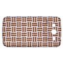 WOVEN1 WHITE MARBLE & RUSTED METAL (R) Samsung Galaxy Mega 5.8 I9152 Hardshell Case  View1