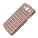 WOVEN1 WHITE MARBLE & RUSTED METAL (R) Samsung Galaxy Mega 5.8 I9152 Hardshell Case  View4