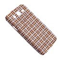 WOVEN1 WHITE MARBLE & RUSTED METAL (R) Samsung Galaxy Mega 5.8 I9152 Hardshell Case  View5