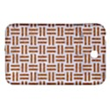 WOVEN1 WHITE MARBLE & RUSTED METAL (R) Samsung Galaxy Tab 3 (7 ) P3200 Hardshell Case  View1