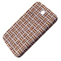 WOVEN1 WHITE MARBLE & RUSTED METAL (R) Samsung Galaxy Tab 3 (7 ) P3200 Hardshell Case  View4