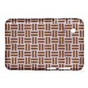 WOVEN1 WHITE MARBLE & RUSTED METAL (R) Samsung Galaxy Tab 2 (7 ) P3100 Hardshell Case  View1
