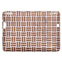 WOVEN1 WHITE MARBLE & RUSTED METAL (R) Kindle Fire HDX Hardshell Case View1