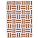 WOVEN1 WHITE MARBLE & RUSTED METAL (R) iPad Mini 2 Flip Cases View1