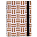 WOVEN1 WHITE MARBLE & RUSTED METAL (R) iPad Mini 2 Flip Cases View2