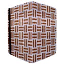 WOVEN1 WHITE MARBLE & RUSTED METAL (R) iPad Air Flip View3