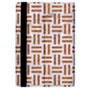 WOVEN1 WHITE MARBLE & RUSTED METAL (R) iPad Air Flip View4
