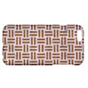 WOVEN1 WHITE MARBLE & RUSTED METAL (R) Apple iPhone 6 Plus/6S Plus Hardshell Case View1