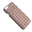 WOVEN1 WHITE MARBLE & RUSTED METAL (R) Apple iPhone 6 Plus/6S Plus Hardshell Case View5