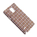 WOVEN1 WHITE MARBLE & RUSTED METAL (R) Samsung Galaxy Note 4 Hardshell Case View5