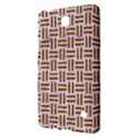 WOVEN1 WHITE MARBLE & RUSTED METAL (R) Samsung Galaxy Tab 4 (7 ) Hardshell Case  View2