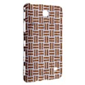 WOVEN1 WHITE MARBLE & RUSTED METAL (R) Samsung Galaxy Tab 4 (7 ) Hardshell Case  View3
