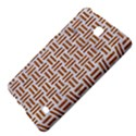 WOVEN1 WHITE MARBLE & RUSTED METAL (R) Samsung Galaxy Tab 4 (7 ) Hardshell Case  View4