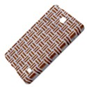 WOVEN1 WHITE MARBLE & RUSTED METAL (R) Samsung Galaxy Tab 4 (8 ) Hardshell Case  View4